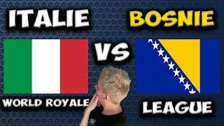 🔴 ITALIE VS BOSNIE - MATCH DÉCISIF - WRL CLASH ROYALE - AVEC VINCIDAVINCI ET RUUSSKOV LE BG 🔴