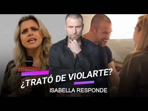 Isabella Castillo responde: ¿Qué pasó con Rafael Amaya y dónde está?
