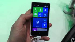 Nokia X hands-on with the first Android phone from Microsoft