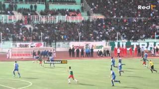 ملخص مباراة إتحاد بلعباس 1 دفاع تاجنانت 0  كاس الجزائر 1/8 النهائي موسم 2015/2016