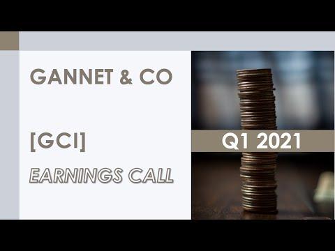 [GCI stock] Gannett