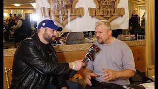 Shane Douglas on Bret Hart Incident, AEW & More!