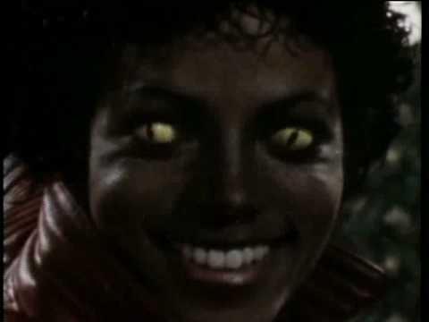 Michael Jackson Thriller Music Video HD+ Lyrics Part 2