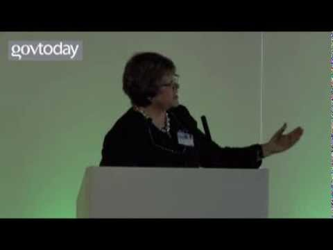Professor Dame Julia King - Plenary - Carbon Reduction 2013