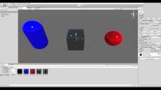 Как сделать игру на Unity 5 #6 урок работы с мышью