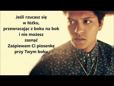 Bruno Mars Count  Me TŁUMACZENIE PL