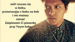 Download Lagu Bruno Mars Count On Me TLUMACZENIE PL MP3