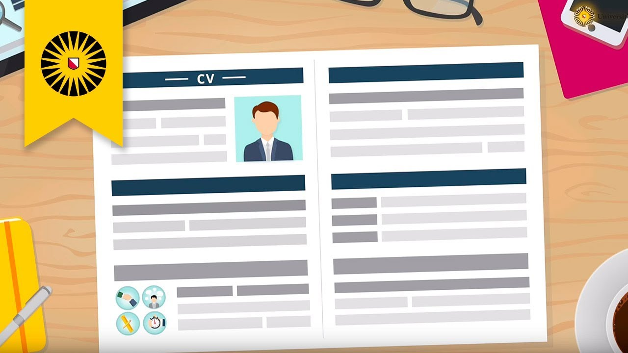 how to make a cv for a job