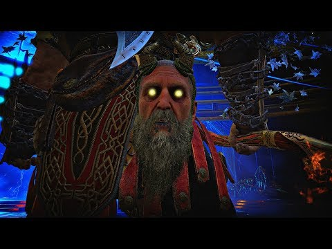God of War - The Tale of Mimir // All Mimir's Tales