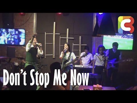 Queen ~ Dont Stop Me Now - Saturday Night Jamming At Cafe Pelangi Lebak Bulus