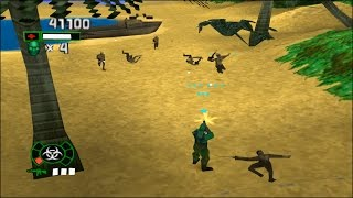 Army Men: Green Rogue PS1 Walkthrough # 1