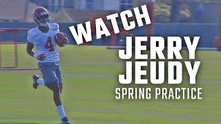 Five-star Wide Receiver Jerry Jeudy