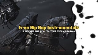 Free Hip-Hop Instrumental: Midnight Rider (MP3 D/L Included)