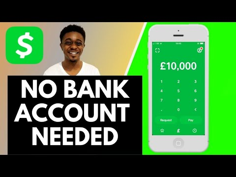 How To Set Up Cashapp Account Without Bank Account 2021