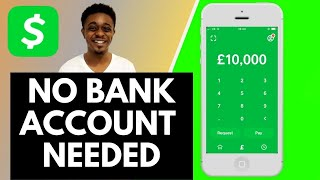 How To Set Up Cashapp Account Without Bank Account