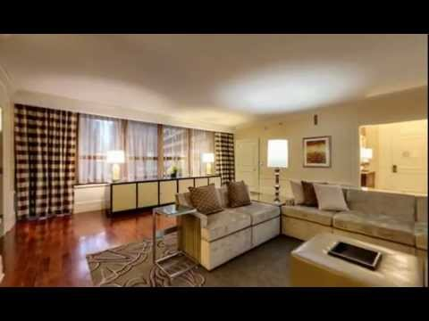 Presidential Suite Living Room  Sheraton New York Times