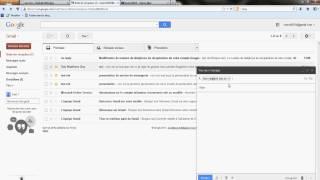 Transfert automatique de mails