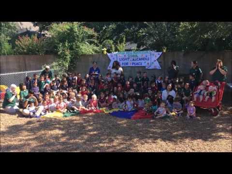 Sugar Mill Montessori School - Sing Peace Around the World