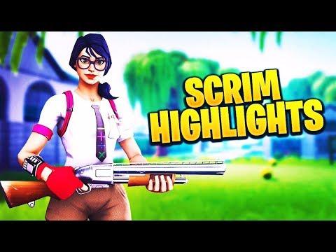 solo-cash-cup-champion-scrims-hightlight-fortnite