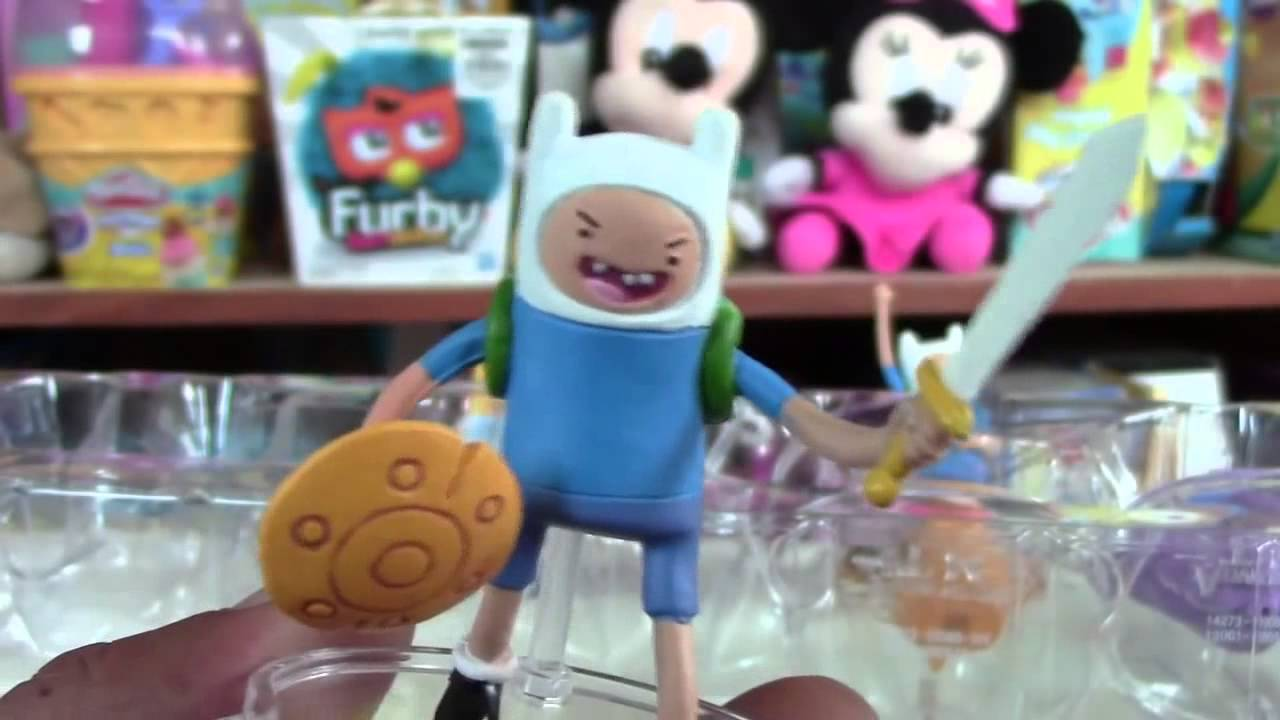Adventure Time Deluxe Six Pack Toy Collection