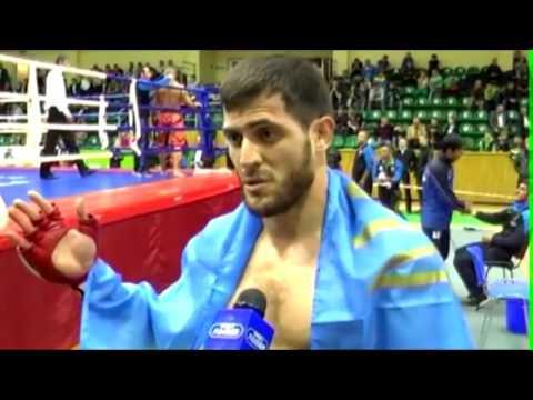 Боец MMA Мурад