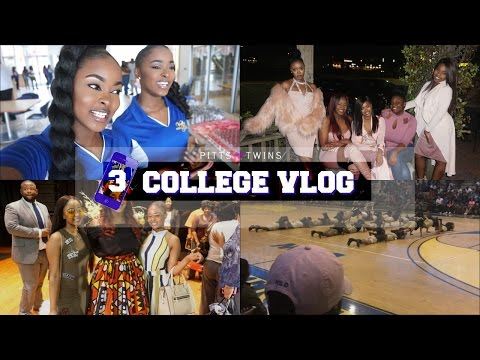 College Vlog #3 | Night Out, College Fun & Stroll Like An Alpha