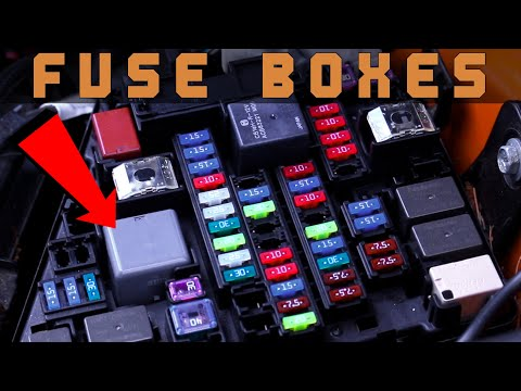 Your Car's Fuse Box Explained: Everything You Need to Know About The Stuff In Fuse Boxes!