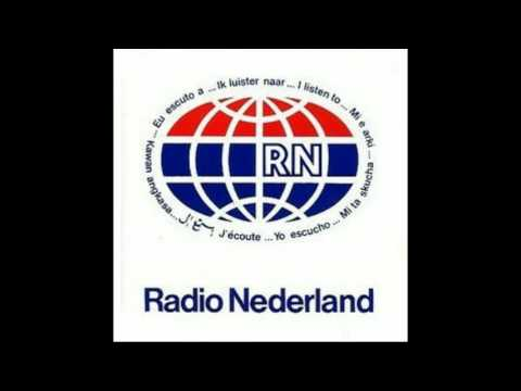 Vintage SWL: Radio Nederland Wereldomroep - 15315 kHz (1994)