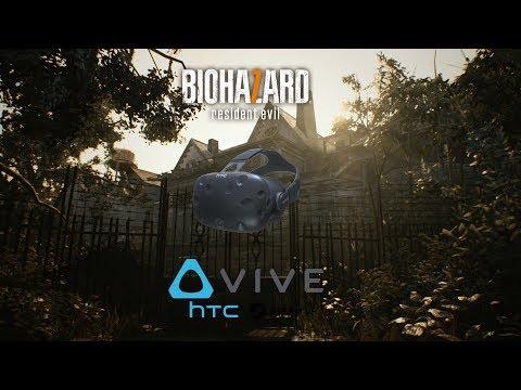 VR Creepy Farm House - Resident Evil 7 Biohazard - HTC VIVE