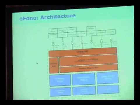 oFono: Open Source Telephony