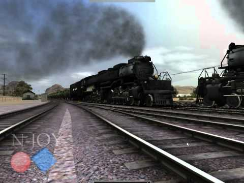 RailWorks UP 4-8-8-4  BIG BOY