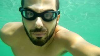 Nikon Coolpix AW100 underwater full HD test