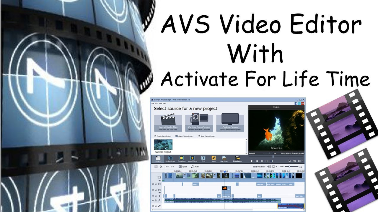 avs video editor 6.0 full version free download