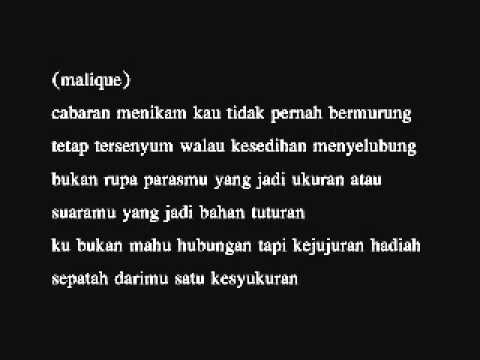 Malique , Joe Flizzow Ft Siti Nurhaliza Dua Dunia