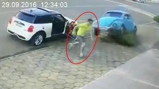 Подборка ДТП и Аварии 30 09 2016 crash and accident