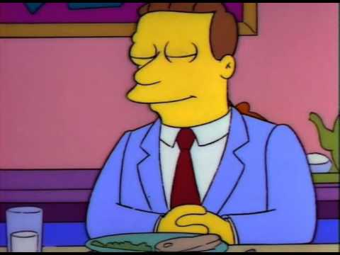 Can You Imagine A World Without Lawyers? (The Simpsons)