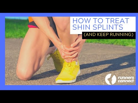 How To: Treat Shin Splints and Keep Running