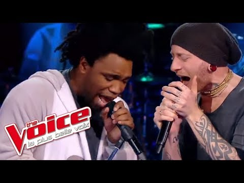 The voice 2014│Spleen VS Pierre Edel - Bennie and the Jets (Elton John)│Battle