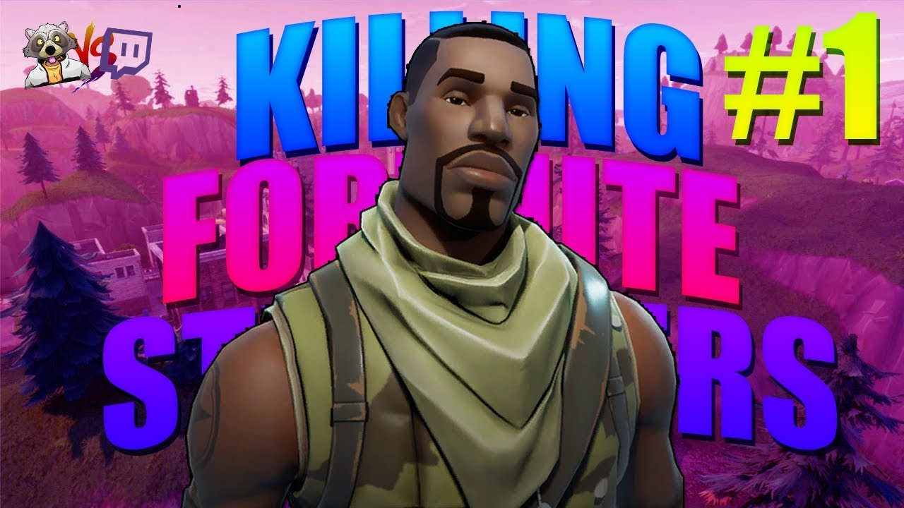 killing fortnite twitch streamers symfuhny and more - symfuhny fortnite twitch