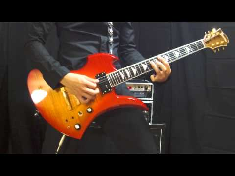 X Japan - RUSTY NAIL(Guitar Cover hide part)