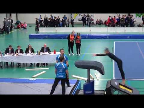 kvinner 2 Sandnes turn NM kvaliken 2017