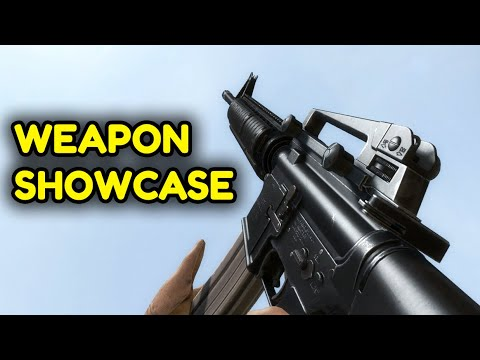 INSURGENCY - All Weapons Showcase (Animations & Sounds) [60 FPS]