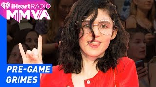 Grimes And Janelle Monáe Win Best EDM Dance Video | 2017 iHeartRadio MMVAs