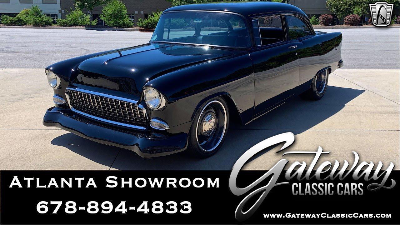 1955 Chevrolet Sedan - Gateway Classic Cars of Atlanta #1253