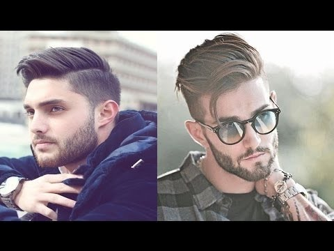 Men´s Hairstyles [] Comb Over Undercut Pompadour By New Style