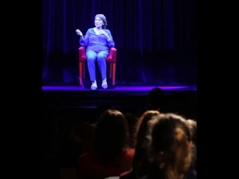 Meet virtual Holocaust Survivors
