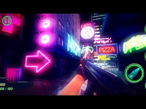 Cyber Retro Punk 2069 (by DormRoom) Android Gameplay FHD