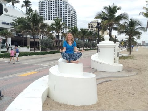 PART 3 FT LAUDERDALE, FLORIDA (trip series) TROPIC CAY HOTEL & AVALON WATERFRONT