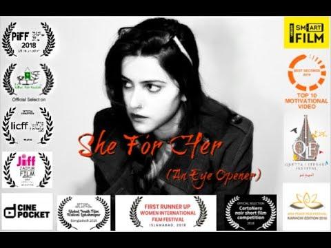 She For Her | Award Winning Short Film by Namra Nasyr