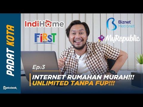 MURAH + KENCENG! IndiHome VS First Media VS Biznet VS MyRepublic! #PaDatKota 3